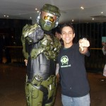 Eu e Master Chief