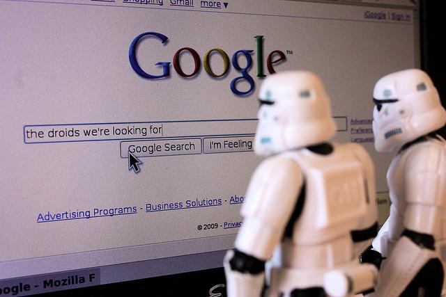Imagem obtida do flickr Stormtroopers 365.